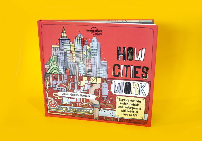 How Cities Work flap book