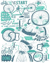 Hello Bicycle book
