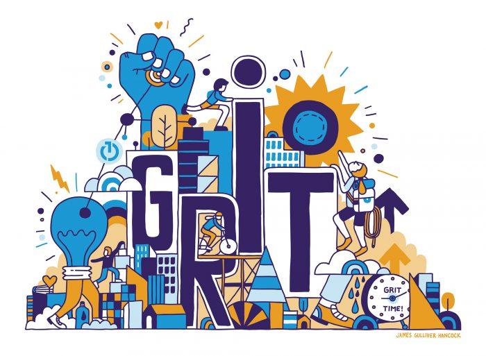 Trade Desk brand value ' GRIT '