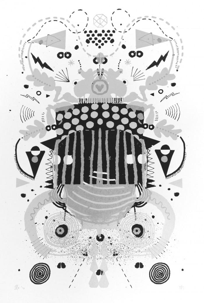Beetle / Motorbike