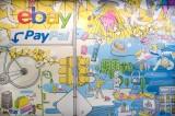 Ebay/Paypal mural