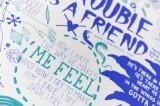 LENKA Trouble Poster