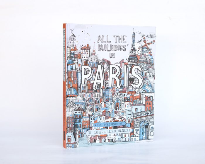 All the Buildings in Paris