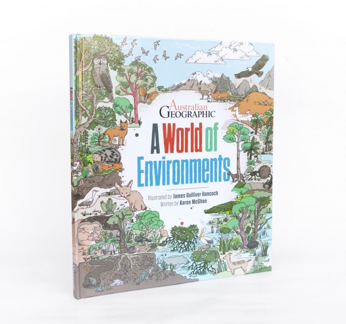 A World Of Environments Book