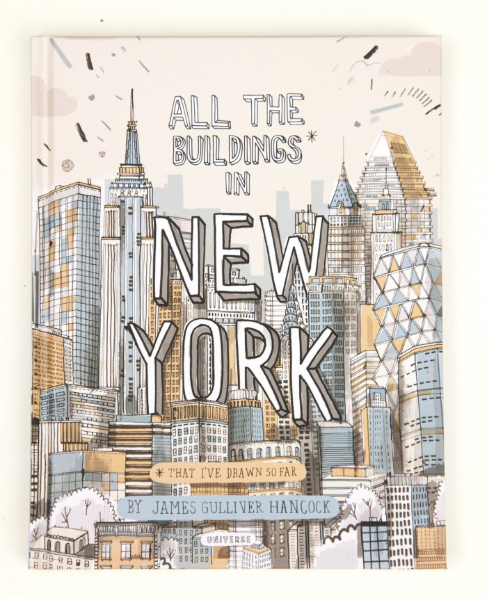 All The Buildings In New York Book