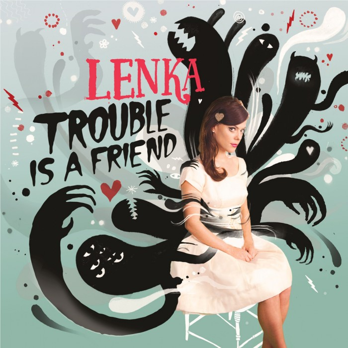 Trouble Is A Friend (official) – LENKA