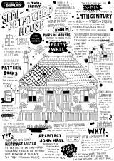 Semi Detached House Print